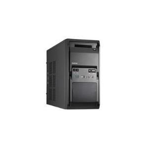 Chieftec LIBRA Series LT-01B - Tower - Mikro-ATX - ohne Netzteil (ATX) - USB/Audio (LT-01B-OP)