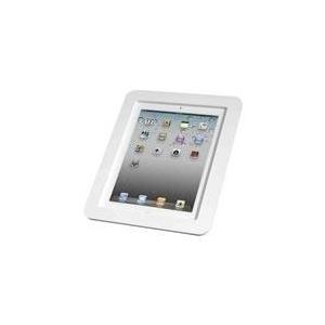 Compulocks iPad Secure Executive Enclosure with Swing Arm Kiosk White. - Befestigungskit (Schwenkarm, Diebstahlschutzgehäuse) für Tablett - weiß - Wandmontage möglich, unter Schrank - für Apple iPad (3. Generation), iPad 2, iPad Air, iPad Air 2, iPad with