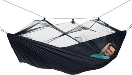 AMAZONAS Hängematte Moskito-Traveller Extreme - Hängematte mit imprägniertem Netz (AZ-1030220)