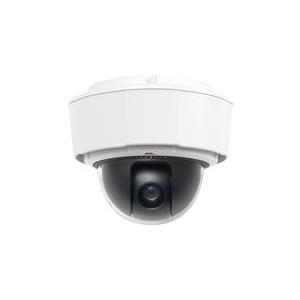 AXIS P5514-E PTZ Dome Network Camera 50Hz - Netzwerk-Überwachungskamera - PTZ - Außenbereich - staubdicht/vandalismusresistent/wasserdicht - Farbe (Tag&Nacht) - 1280 x 720 - 720p - Automatische Irisblende - Audio - 10/100 - MPEG-4, MJPEG, H.264 - DC 20 -