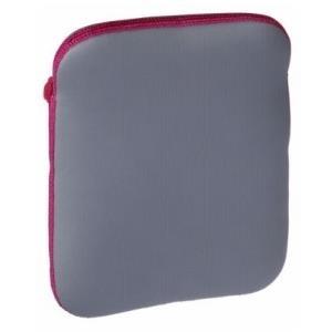 Tolino Shine/Vision Neopren Tasche grau / rot (NEOPREN SW ROT)