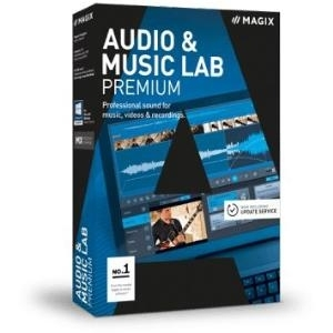 Magix Audio & Music Lab Premium Vollversion, 1 Lizenz Windows Musik-Software jetztbilligerkaufen