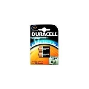 Duracell Ultra 123 - Kamerabatterie 2 x CR123A Li (DUR020320)