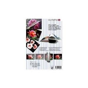 OLYMPIA 9165, Laminierfolien-Set - broschei
