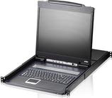 Aten CL1316N 1U Schwarz Tastatur/Video/Maus (KVM)-Switch (CL1316N-ATA-2XK06A1G)