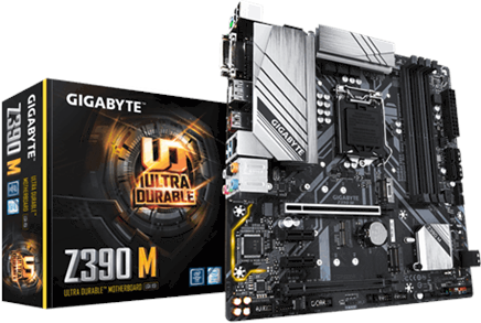 GIGABYTE Z390 M Mainboard Intel (Z390 M)