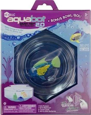 HexBug Spielzeug Roboter Aquabot mit Becken 460...