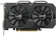 ASUS ROG-STRIX-RX560-O4G-EVO-GAMING - OC Edition - Grafikkarten - Radeon RX 560 - 4GB GDDR5 - PCIe 3.0 x16 - DVI, HDMI, DisplayPort (90YV0AH6-M0NA00)