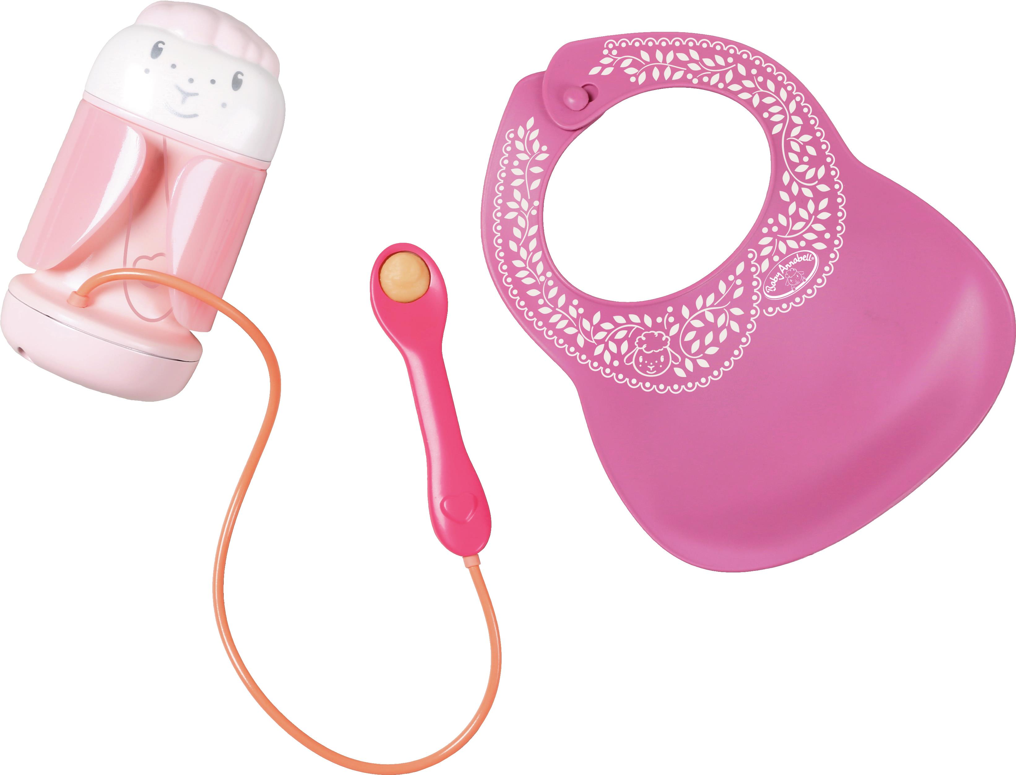 Baby Annabell Magic Meal - 3 Jahr(e) - Pink - 4...