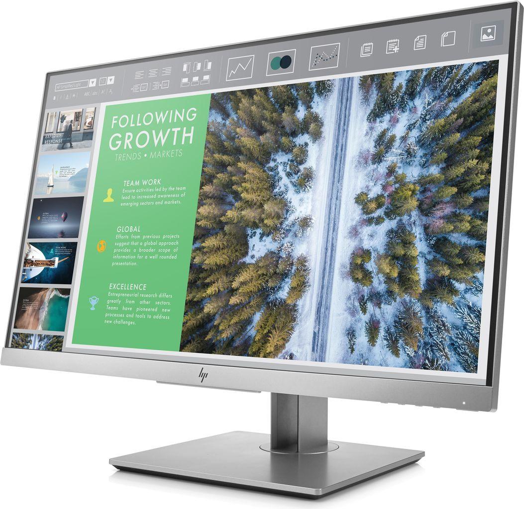 "HP EliteDisplay E243d 23.8/"" LED LCD Monitor 16:9-7 ms Full HD IPS Monitor"