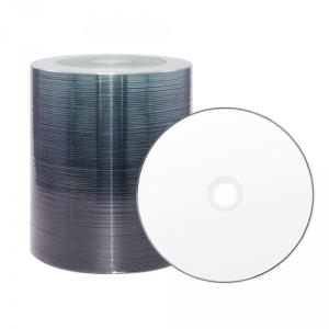 XLayer DVD+R 4.7GB Value 16x Inkjet white Full Surface Full Metalized 100er Bulk (204353)