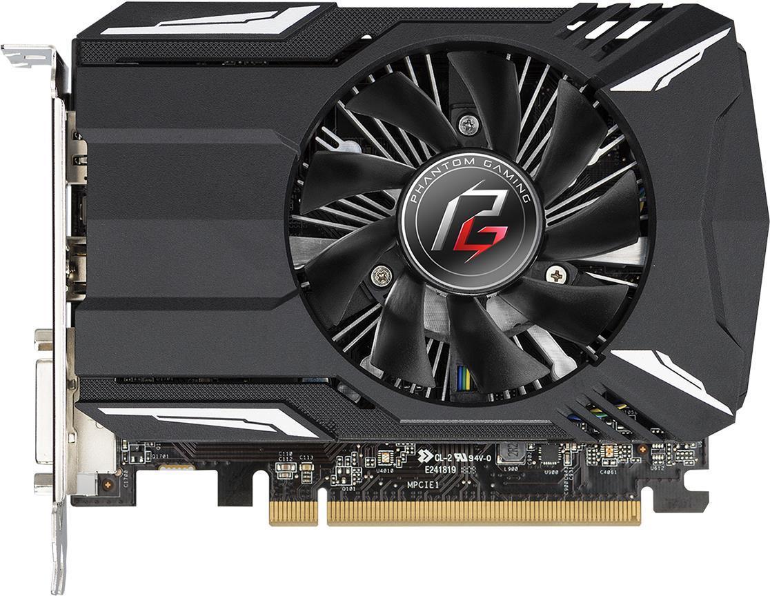 Asrock Phantom Gaming Radeon RX560 Radeon RX 560 4 GB GDDR5 (90-GA0620-00UANF)