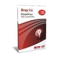 Draytek GlobalView Web Content Filter - Abonnem...