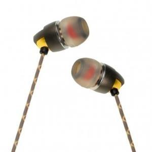 Audiozubehör - iBox Z2 Ohrhörer mit Mikrofon im Ohr kabelgebunden 3,5 mm Stecker Grau, Gelb (SHPIZ2)  - Onlineshop JACOB Elektronik