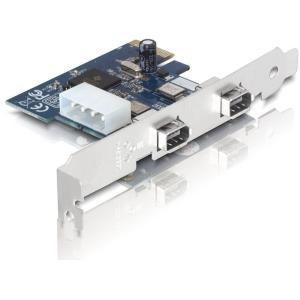 DeLOCK 89202 - PCIe - IEEE 1394/Firewire - 400 ...
