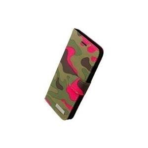 COMMANDER BOOK CASE ELITE Camouflage Pink für Apple iPhone 6/ 6S (14357) - broschei