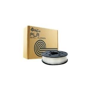 DaVinci Filamentcassette Clear Green Refill PLA...