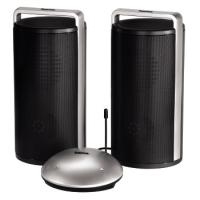 Lautsprecher - Hama Wireless Speaker FL 976 Lautsprechersystem drahtlos 7 Watt (Gesamt) zweiweg Schwarz (00040976)  - Onlineshop JACOB Elektronik