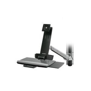Ergotron Monitor-Wandhalterung 25,4cm (10 ) - 61,0cm (24 Neigbar+Schwenkbar, Rotierbar StyleView S jetztbilligerkaufen