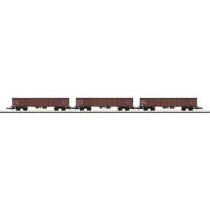 Märklin 82541 Z 3er-Set Offene Güterwagen der DB AG (82541)