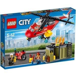 LEGO City Feuerwehr-Löscheinheit (60108)