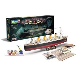 Revell Geschenk-Set 100 Jahre TITANIC - 1:400 -...