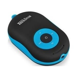 CD, MP3 Player - TrekStor i.Beat soundboxx MP3 Player BT Lautsprecher black blu (69016)  - Onlineshop JACOB Elektronik