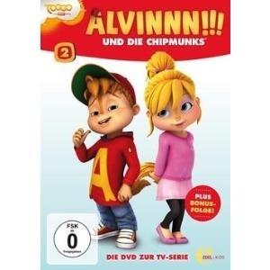 Edel Alvinnn!!! Und Die Chipmunks - Gemeinsam S...