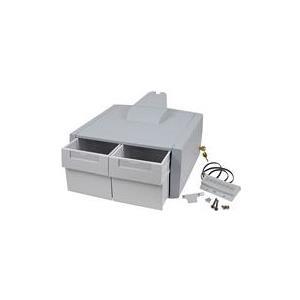 Ergotron StyleView Primary Double Tall Drawer - Montagekomponente (Auszugsmodul) Grau, weiß am Wagen montierbar (97-982) jetztbilligerkaufen