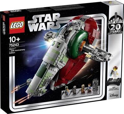 LEGO Star Wars 75243 Slave I -20 Jahre LEGO Star Wars (75243)