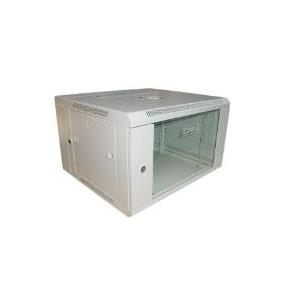 CATlink Wallmount cabinet 6U, double section, 600x550mm, grey RAL 7035 (CL-WD19 6U/550) jetztbilligerkaufen