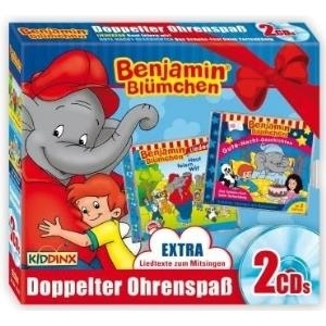 Kiddinx Benjamin Blümchen Mini Box (GNG + Liede...