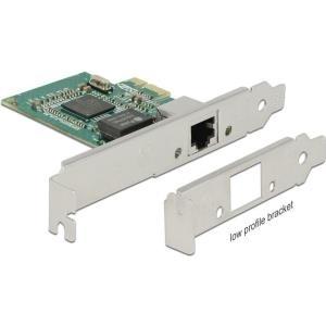 Delock PCI Express Karte > 1 x Gigabit LAN - Br...