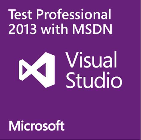 Microsoft Visual Studio Test Professional 2015 ...