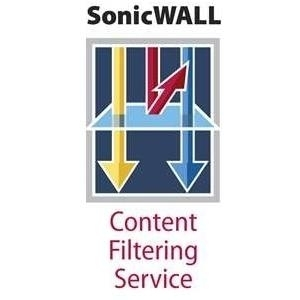 Sonicwall Dell SonicWALL Content Filtering Serv...
