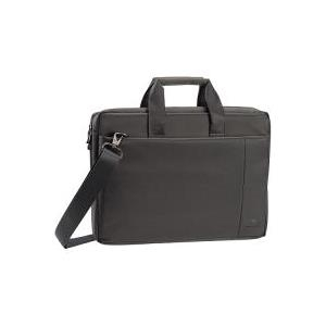 Riva Case 8231 - Notebook-Tasche 39,6 cm (15.6) Grau (6901820082310) - broschei