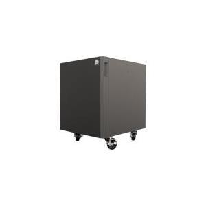 MakerBot - Wagen für 3D-Drucker - pulverbeschichteter Stahl - Schwarz - für Replicator Z18 (MP06134)