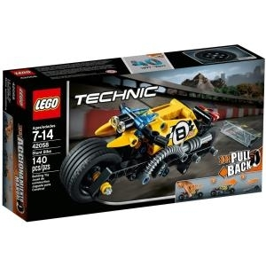 LEGO Technic Stunt-Motorrad (42058)