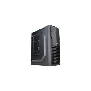 Computergehäuse - Zalman ZM T4 Mini Tower Mikro ATX (ATX12V) Schwarz USB Audio (ZM T4)  - Onlineshop JACOB Elektronik