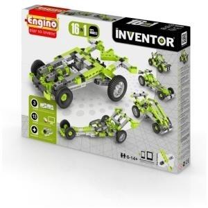 Engino Inventor 16 Modelle Autos (KEN-1631)