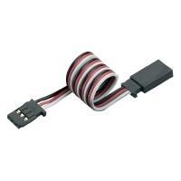 MODELCRAFT Verlängerungskabel, Futaba 0.50 mm² ...