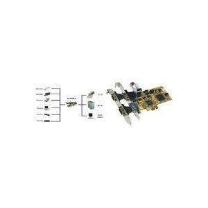 EXSYS EX-44094-2 Schnittstellenkarte/Adapter (E...