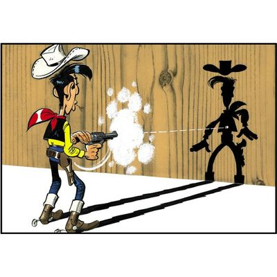 Spirit Media Lucky Luke (DC6200920) (Bild #1)