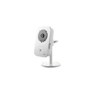 Edimax IC-3140W - Netzwerk-Überwachungskamera - Farbe (Tag&Nacht) - 1280 x 720 - 720p - Audio - drahtlos - Wi-Fi - 10/100 - MJPEG, H.264 - DC 12 V (IC-3140W)