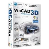 ViaCAD 3D Professional - (V. 9) - Lizenz - 1 Be...