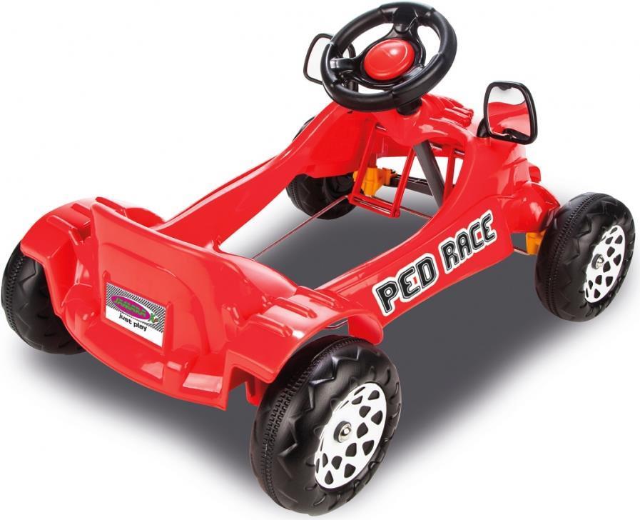 Jamara 460288 Drücken Auto Aufsitzspielzeug (46...