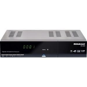 TV, SAT Receiver - Megasat HD 935 Twin Digitaler Multimedia Receiver Schwarz (201051)  - Onlineshop JACOB Elektronik