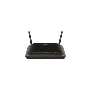 D-Link RangeBooster N ADSL2+ Router DSL-2750B -...