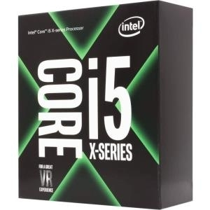Intel Core i5-7640X Prozessor - 4,00GHz - LGA2066 - 6MB Cache Boxed (BX80677I57640X)