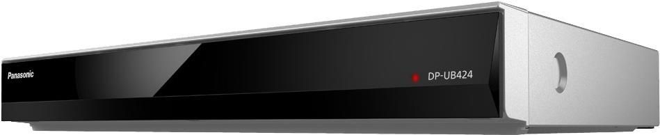 Panasonic DP-UB424 3D Blu-ray-Disk-Player (DP-UB424EGS) (Bild #4)